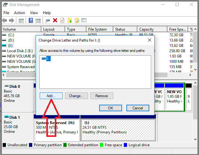 virtual disk error resolved