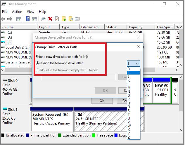 resolve virtual disk already attached error