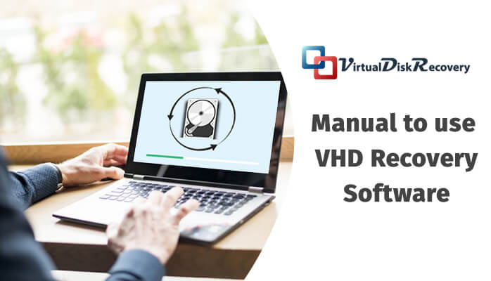 VHD file recovery