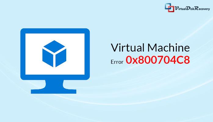 fix error 0x800704C8