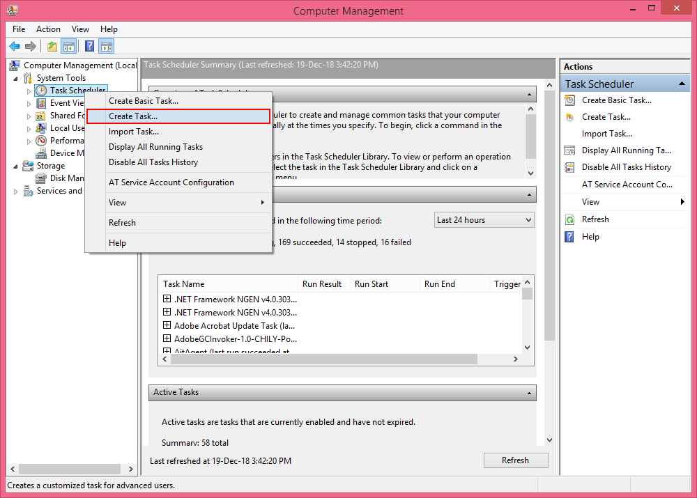 auto-mount vhd file in windows