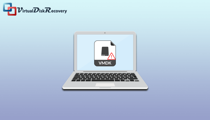 how to recover data from corrupt VMDK file